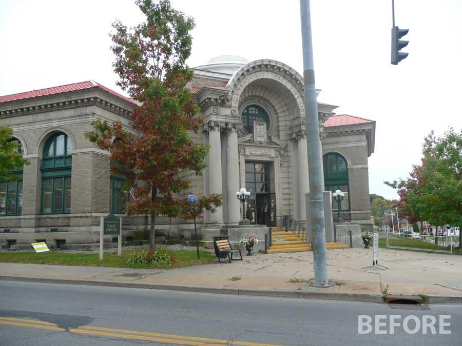 Gloversville Library